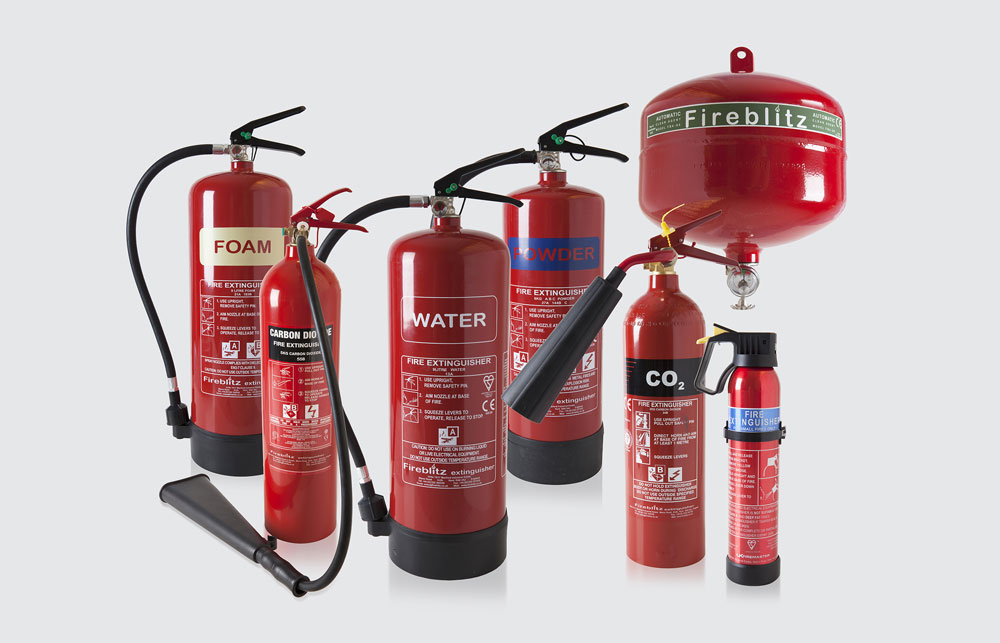 Fire Blitz Extinguishers